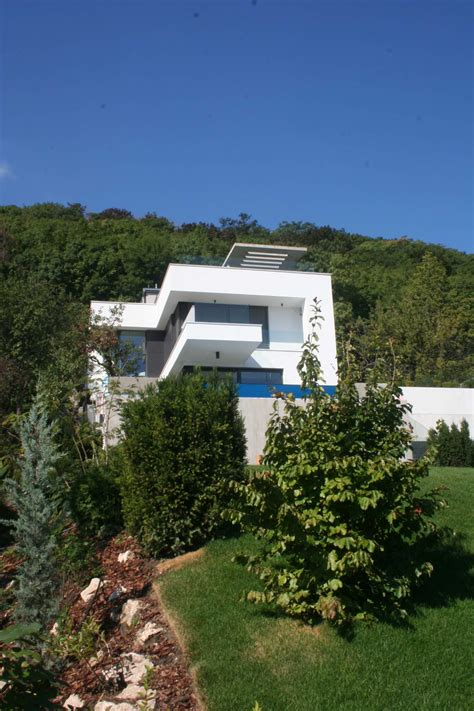 hillside house  budapest  arx studio architecture