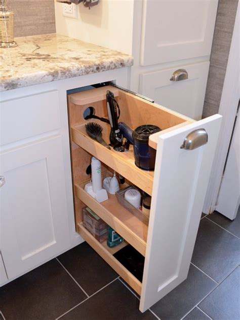 bathroom hair dryer drawer home design ideas pictures