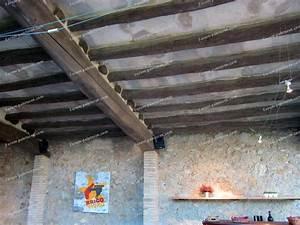 delicieux comment peindre un plafond avec des poutres 3 With commentaire peindre un plafond avec des poutres