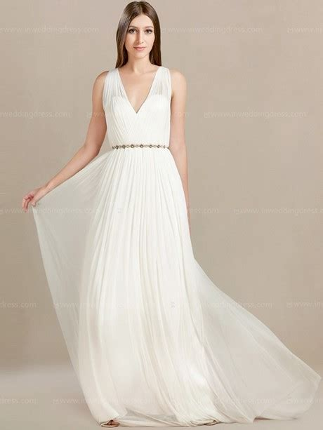 casual white sundress