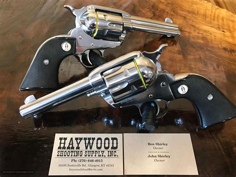 ruger sass vaquero 357 magnum for sale