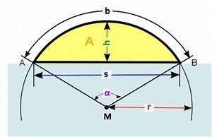 Kreis Winkel Berechnen : kreisausschnitt ohne bekannten winkel berechnen wer ~ Themetempest.com Abrechnung
