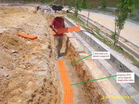 underground wiring depth diagram 32 wiring diagram