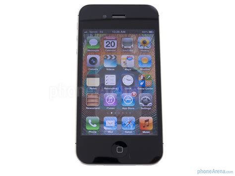 iphone 4s review apple iphone 4s review