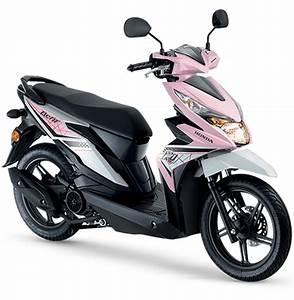 Tampilan Honda Beat Fi Esp Malaysia 2017  Ada Warna Pink