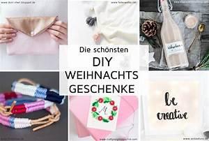 Weihnachtsgeschenke Selbst Basteln : diy weihnachtsgeschenke selber machen 8 kreative diy ideen ~ Eleganceandgraceweddings.com Haus und Dekorationen