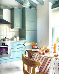 stunning teal country kitchen with fabulous vaulted