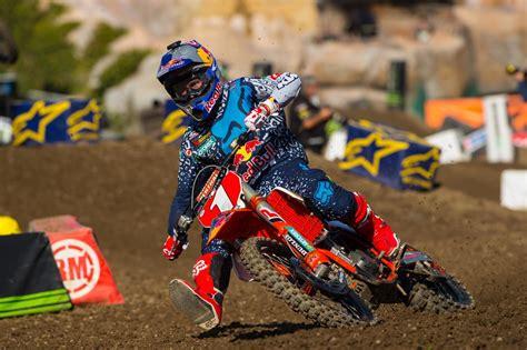 monster energy ama motocross motocrossplanet nl race highlights ama supercross foxborough