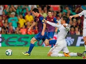 Real Madrid & Barcelona humiliate each other HD ريال مدريد