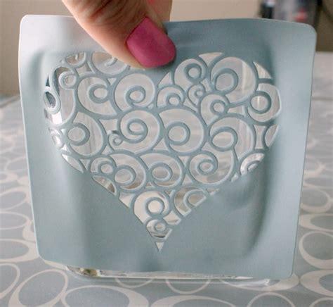 glass etching stencils      ways guide