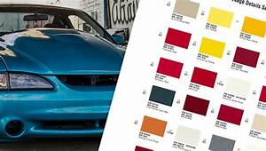 Top 11 2018 Mustang Colors   2018 Mustang Paint Codes   CJ Pony Parts