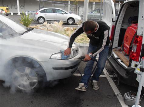 nettoyage vapeur interieur voiture lavage interieur et exterieur le lavage auto 224 la vapeur
