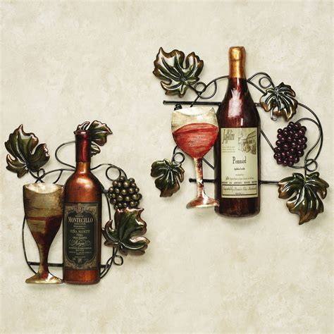 wine themed kitchen set parisian wine kitchen d 233 cor with lighting and writing