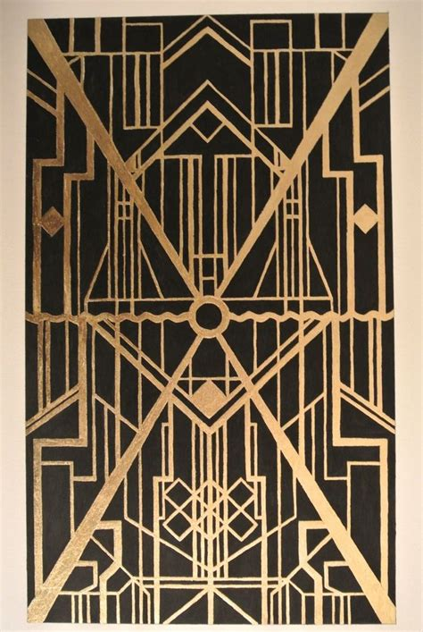 art deco gatsby pattern google search the misanthrope