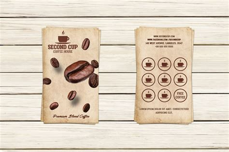 Consider advanced and affordable coffee card for mobile catering and food vending services at alibaba.com. Coffee Shop Business Card Template ~ Business Card Templates ~ Creative Market