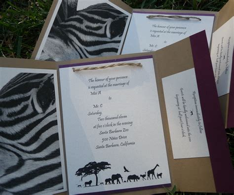Fancy Wedding Invitations On The (relatively) Cheap