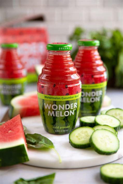 cold pressed watermelon juices  melon