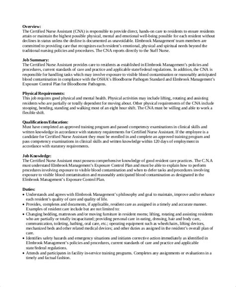 8+ Cna Job Description Samples  Sample Templates. Pdf Resume Sample. Technical Support Resume Objective. How To Put Leadership Skills On A Resume. Badass Resume. Computer Science Resume Objective Statement. Resume Physical Therapist. E Resume Net. Resume Format For Engineers Experienced