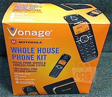 vonage phone number motorola vdv21 cvr vonage whole house phone kit digital