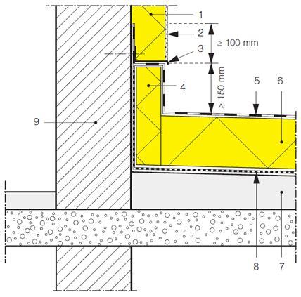 chambre froide maison 5 5 6 raccord avec un mur muni d 39 un bardage cstc
