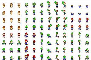 RPG Maker MV Mario And Luigi Overworld Extra By Weakfoggy