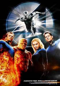 Fantastic, 4, Rise, Of, The, Silver, Surfer