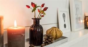 Dekoideen Herbst Winter : herbstliche baddekoration depot blog ~ Markanthonyermac.com Haus und Dekorationen