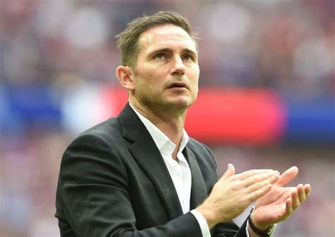 Why it would be a premature move for Frank Lampard to ...