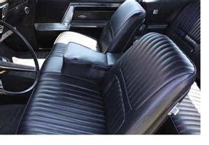 seat upholstery imported  riviera custom bucket seat