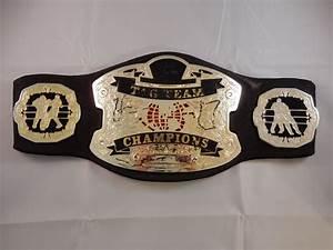 Jakks Wwe World Tag Team Championship Belt Replica (wwf ...