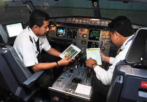 Malaysia Airlines Equips Its A330 Pilots With Ipad Air