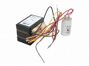 Universal Core And Coil Ballast Kit For 175w Metal Halide Lamp 120v To 480v