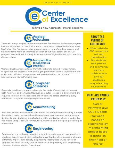 center  excellence