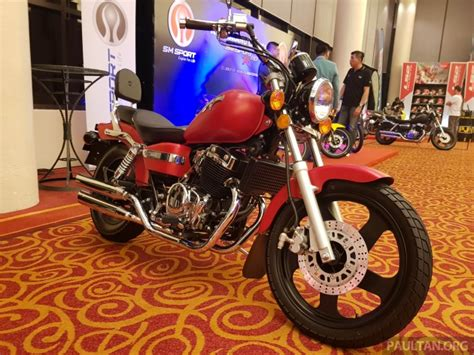 Modification Benelli Patagonian Eagle by 2017 Benelli Patagonian Eagle 250 Cruiser On Display
