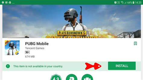 pubg mobile from play store version