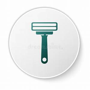 Shaving Razor Vector Illustration Stock Vector