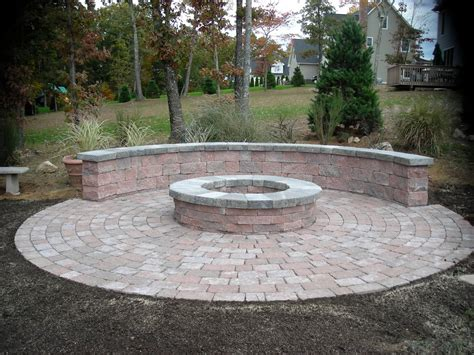 Backyard Fire Pit Ideas Landscaping Landscape Ideas