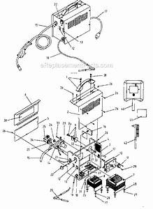 Craftsman 196205680 Parts List And Diagram