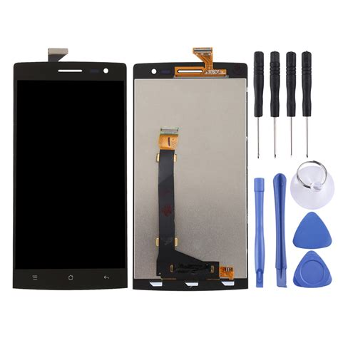 lcd screen and digitizer assembly six lines for