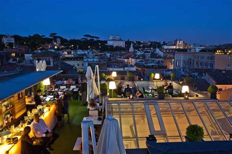 ristoranti con terrazza panoramica roma roma ristoranti con giardino e prezzi per mangiare all aperto
