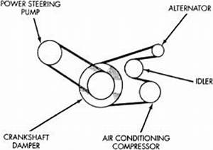 Dodge Stratus 2 7l Belt Diagram