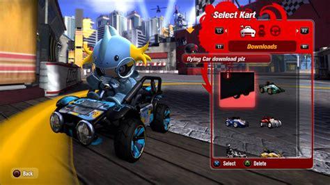 Modnation Racers Review Screenshot 2 Bonus Stage