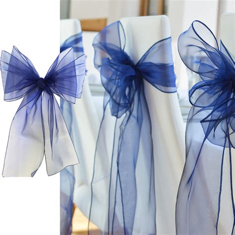 noeud chaise mariage wedding sashes 30 colours 150x wedding organza chair