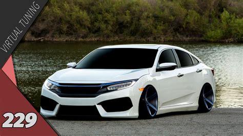 Honda Civic Tuning by Tuning Honda Civic Fc5 229