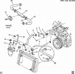 2006 Pontiac Grand Prix 3800 Serpentine Belt Diagram