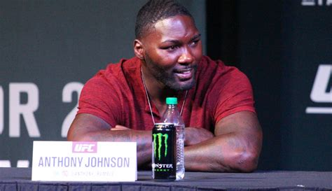 Anthony Johnson, Glover Teixeira expecting title shot with ...