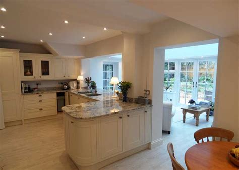 kitchens extensions designs kitchen extensions in south oakley green 3559