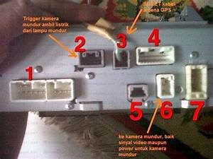 Share Wiring Kabel Kamera Mundur Head Unit Ex Fortuner