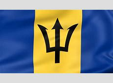 Flag Of Barbados Stock Footage Video 3686138 Shutterstock