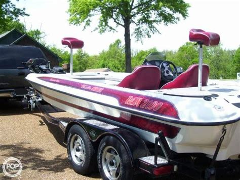 2005 Used Aries Boats Ram 2100 Bass Boat For Sale